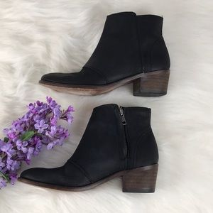 Wolverine Roxana Leather Booties